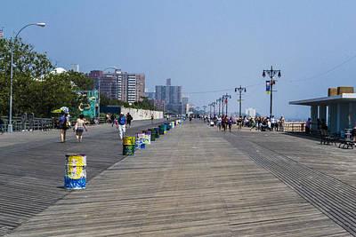 Photograph - Boardwalk by Theodore Jones