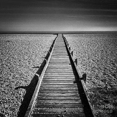 Photograph - Boardwalk To The Sea by Colin and Linda McKie