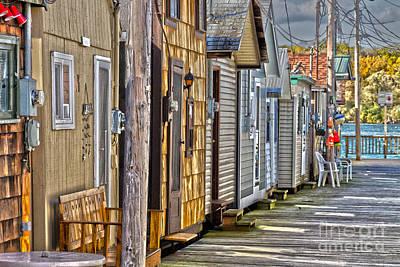 Photograph - Boardwalk by William Norton