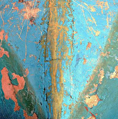 Photograph - Boat Abstract #15 by Diana Angstadt