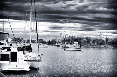 Photograph - Boat Blues by John Rizzuto