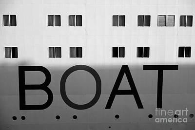 Photograph - Boat by Dean Harte