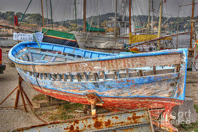 Photograph - Boat For Sale by Rod Jones