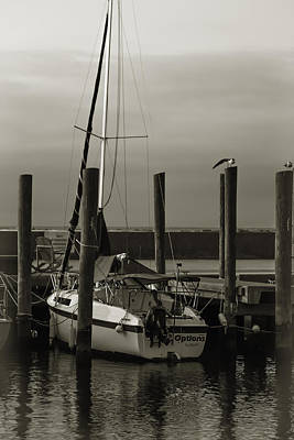 Photograph - Boat by Jennifer Burley