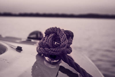 Boat Knot Art Print