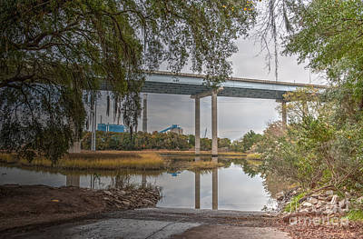 Photograph - Boat Ramp by Dale Powell