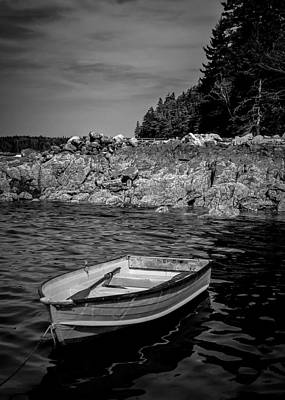Photograph - Boat by Wayne Meyer