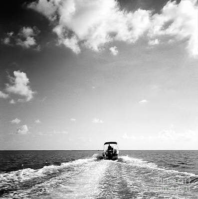 Photograph - Boating Trip by Anita Lewis