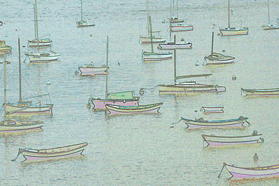 Photograph - Boats 1-1 by Andy Shomock
