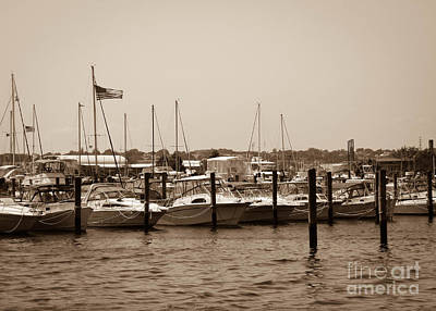 Photograph - Boats by Andrea Anderegg