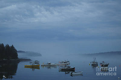 Photograph - Boats At Rest by Alana Ranney