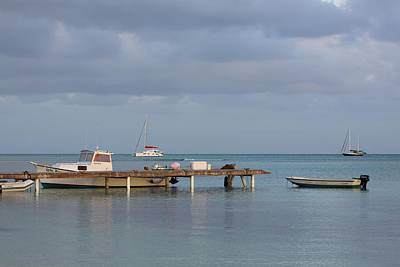 Neptune Islands Photograph - Boats At Rest by Eric Glaser