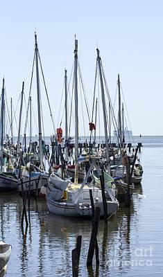 Photograph - Boats Boats Boats by Steven Parker