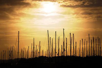 Thomas Berger Photograph - Boats2 by Thomas Berger