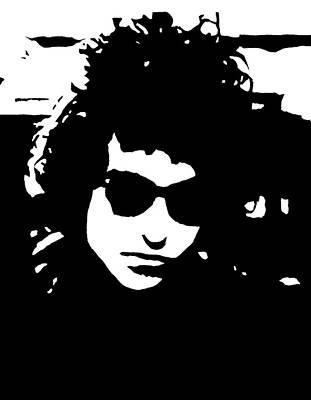 Bob Dylan Original by Monofaces