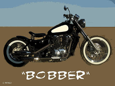 Painting - Bobber by George Pedro