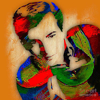 Mixed Media - Bobby Darin Collection by Marvin Blaine