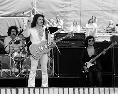 Blue Oyster Cult Photograph - Boc #83 by Ben Upham
