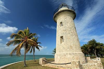 Photograph - Boca Chita Lighthouse by Adam Jewell