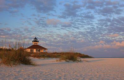 Photograph - Boca Grande Lighthouse Sunset by Shari Jardina