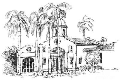 Boca Raton City Hall Building  Original