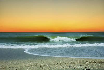 Photograph - Boca Sunset by Sean Allen