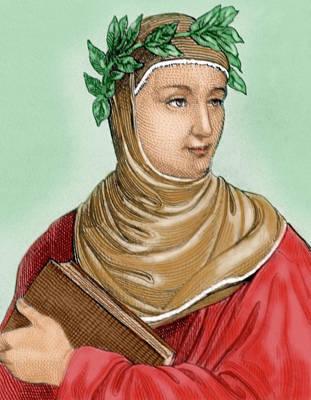 Boccaccio, Giovanni (1313-1375 Art Print
