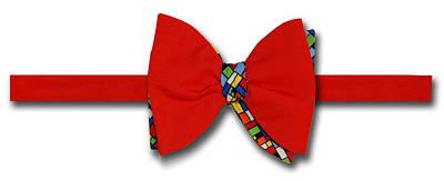 Bodacious Bow-tie Art Print