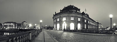 White River Scene Photograph - Bode-museum On The Museum Island by Panoramic Images