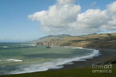 Bodega Bay California Art Print