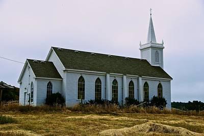 Photograph - Bodega Church by Eric Tressler