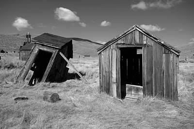 Photograph - Bodie 16 by Richard J Cassato