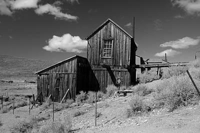 Photograph - Bodie 19 by Richard J Cassato
