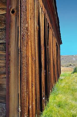 Photograph - Bodie Barn by Paul Van Baardwijk