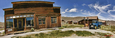 Photograph - Bodie California by Blake Richards
