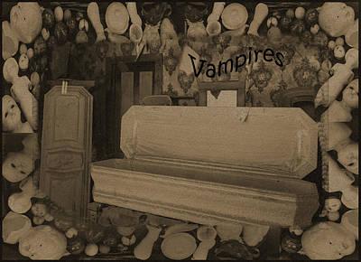 Dolls Photograph - Bodie California Vampires Den by LeeAnn McLaneGoetz McLaneGoetzStudioLLCcom