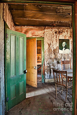 Photograph - Bodie Doors by Alice Cahill