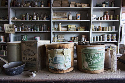 Photograph - Bodie General Store by Crystal Nederman