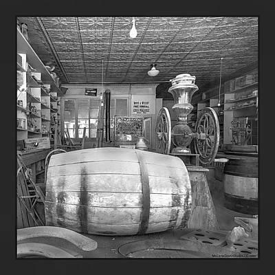 Gold Rush Photograph - Bodie General Store by LeeAnn McLaneGoetz McLaneGoetzStudioLLCcom