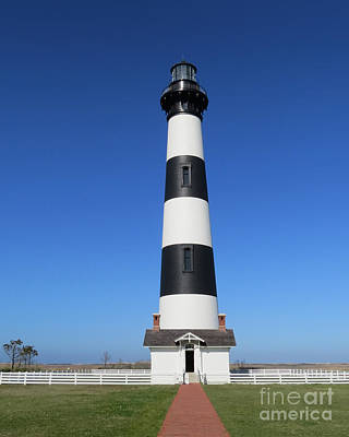 Photograph - Bodie Island Lighthouse by Dawn Gari