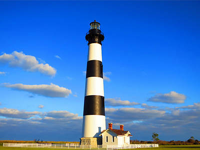 Photograph - Bodie Island Lighthouse - North Carolina by Patricia Januszkiewicz