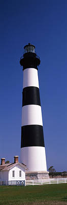 Bodie Island Lighthouse, Outer Banks Art Print by Panoramic Images