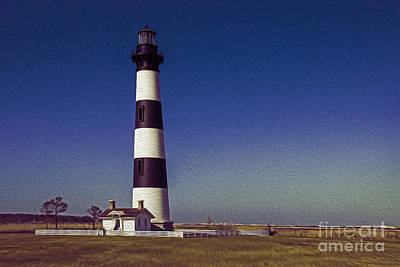 Motivational Photograph - Bodie Island Lighthouse by Tom Gari Gallery-Three-Photography