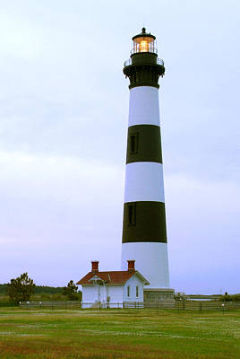 Evening Scenes Photograph - Bodie Light 4 by Mike McGlothlen