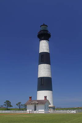 Obx Photograph - Bodie Lighthouse 13 by Cathy Lindsey