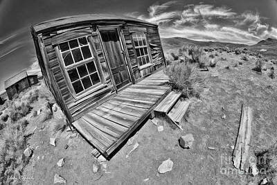 Photograph - Bodie Missing Board by Blake Richards