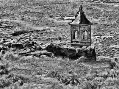 Photograph - Bodie Steeple  by Blake Richards