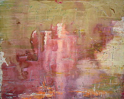 Abstrac Painting - Body And Mind For His Glory by Lalo Gutierrez