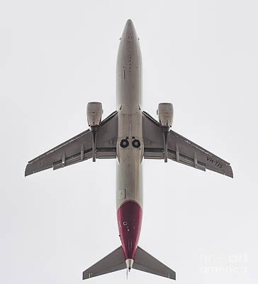 Photograph - Boeing 737 by Steven Ralser