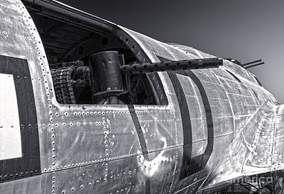 Photograph - Boeing Flying Fortress B-17g  -  07 by Gregory Dyer